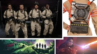 New Ghostbusters action figures, Halloween costumes + more!