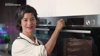 Bosch Hornos pirolíticos y de vapor - Cocina #LikeABosch anuncio