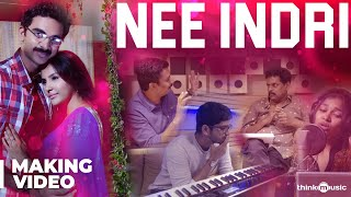 kootathiloruthan Nee Indri making video one of the best melodies by nivasprasanna