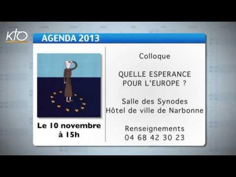 Agenda du 1er novembre 2013