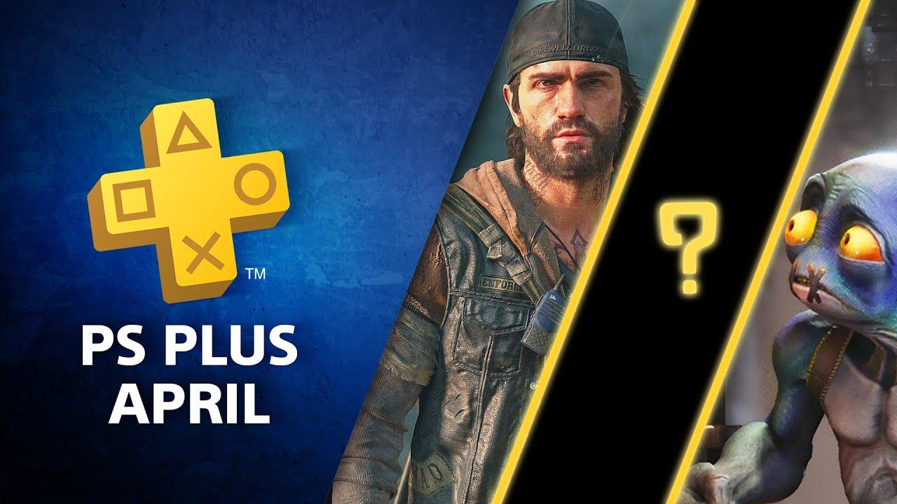 PlayStation Plus-Spiele für April: Days Gone, Oddworld: Soulstorm und Zombie Army 4: Dead War