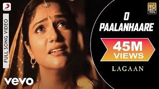 A.R. Rahman - O Paalanhaare Best Video|Lagaan|Aamir
