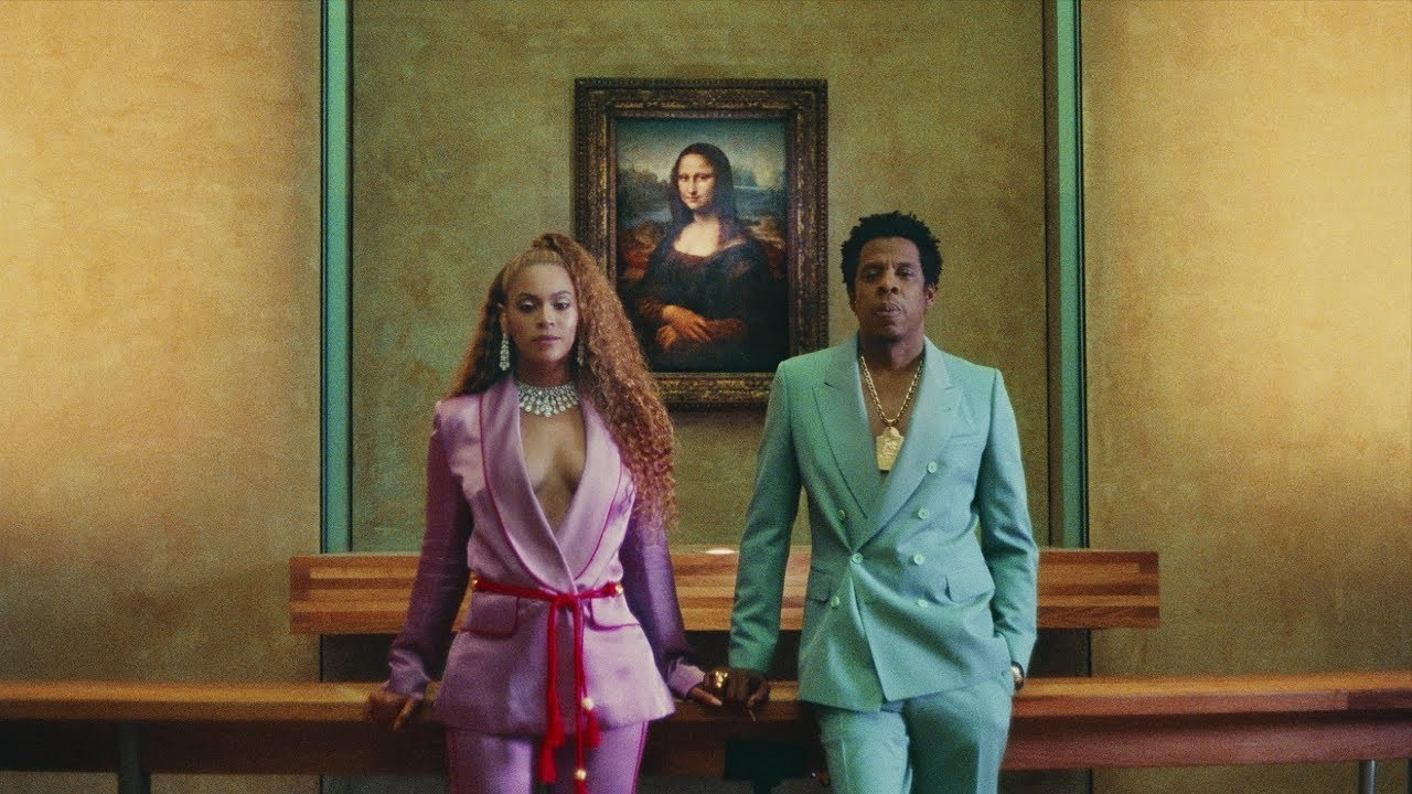 The Carters (Beyonce & Jay-Z) — Apes**t
