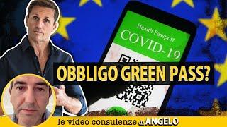 Il GREEN PASS e il VACCINO OBBLIGATORIO sono COSTITUZIONALI? | Avv. Angelo Greco