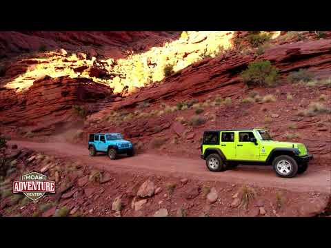 """Moab Utah has much to offer in the """"shoulder seasons"""", ie: early spring, late fall and winter."""