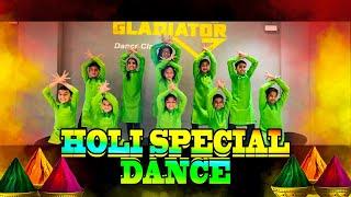 Holi special dance 2020 / Gladiator dance classes / Mashup song / basic dance / balam pichkari / - SPECIAL