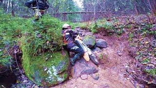 Stone Creek For Hard Enduro | Full Ride | Helmet Cam Footage