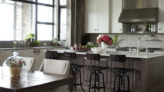 Interior Design – This Kitchen Seamlessly Blends Traditional, Modern And Eclectic Styles