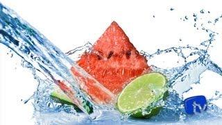 Hidrate o corpo com alimentos ricos em água