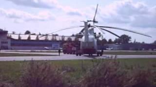 preview picture of video 'Der grösste Hubschrauber der Welt in Eggenfelden - Abschleppen der MIL MI 26'
