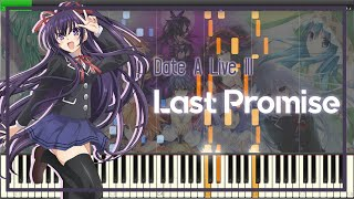 Date a Live III ED - Last Promise [Piano Cover Anime]