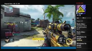 Im back and its Black (Black ops 3) Livestream