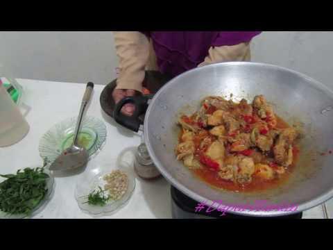 Video Resep Masak Ayam Rica Rica Enak #DapurHarian