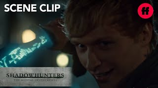Shadowhunters | Season 2, Episode 19: Jace And Jonathan Fight | Freeform