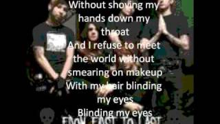 Waltz Moore: From First To Last Lyrics♥