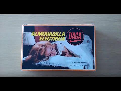UNBOXING Almohadilla eléctrica Daga