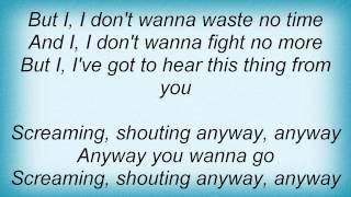 Crystal Waters - Tell Me Lyrics