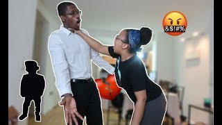 I GOT ANOTHER GIRL PREGNANT PRANK!! **GONE WRONG** | Rayon & Britney
