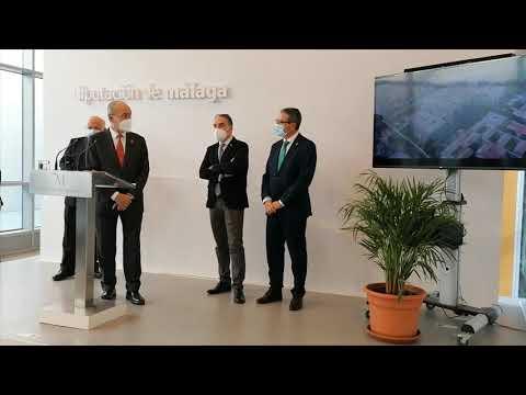 Salado destaca la aportación de la Diputación para hacer posible la reivindicación histórica del tercer hospital