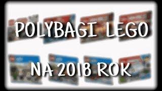Polybagi LEGO - Zima 2018