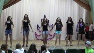 Танец на новый год (11А)