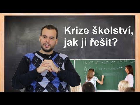 Krize školství, jak ji řešit? - MarkusTime #44