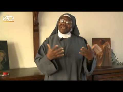 Soeur Marie-Ange Houga Religieuse africaine de Saint Jean