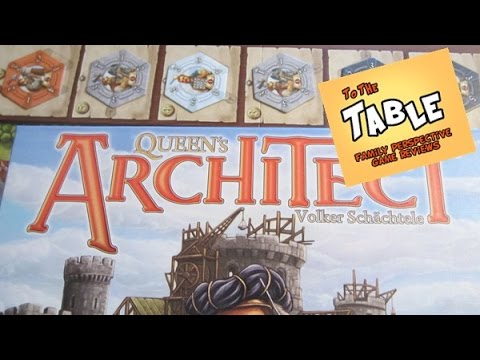 To the Table: Queen's Architect Game Review