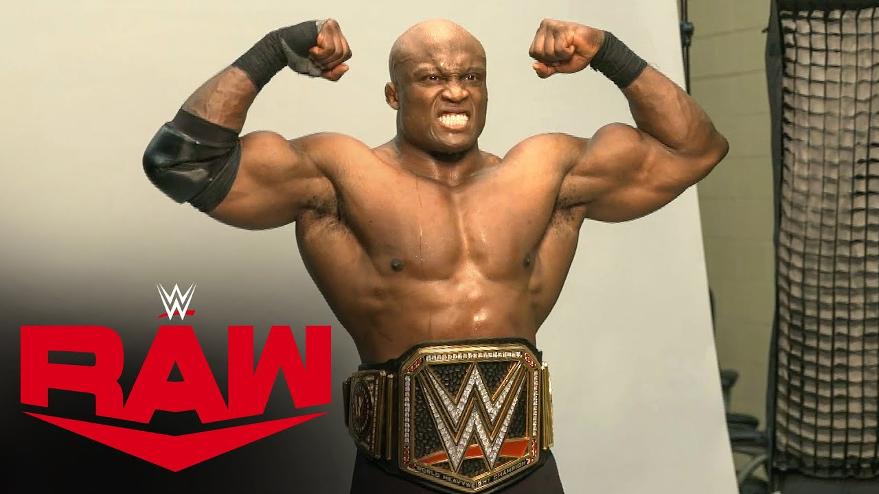 Wrestling World Reacts To Bobby Lashley's WWE Title Win