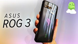 ASUS ROG Phone 3: Monstrous specs + everything else we know so far!