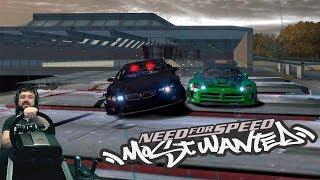 Бомбящий троллинг копов и замес с Быком в Need for Speed: Most Wanted