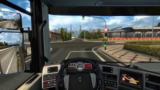 БУДУЩЕЕ В ETS2 УЖЕ НАСТУПИЛО!! ОБЗОР МОДА #8 НА ГРУЗОВИК Reno Euro Truck Simulator 2