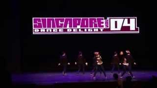 Roosevelts  - Singapore Dance Delight Vol. 4 Finals (2013)
