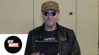 Ask Marvel: Michael Rooker — Guardians of the Galaxy Vol.2
