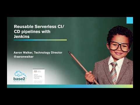 Reusable Serverless CI/CD pipelines with Jenkins