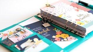 Planner Carpe Diem - Simple Stories Posh