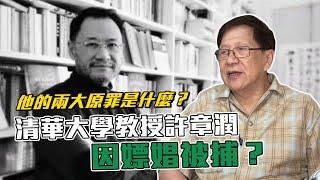 清華大學教授許章潤因嫖娼被捕?他的兩大原罪是什麼?〈蕭若元:蕭氏新聞台〉2020-07-08