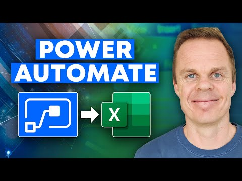 Microsoft Power Automate | Add data to Excel, get data from Excel, Conditions and Send Email | Guide