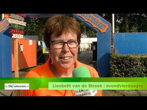 VIDEO | Avondvierdaagse Biddinghuizen onderhoudt goede contacten met weergoden
