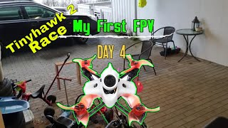 Emax Tinyhawk 2 Race | My first FPV as Beginner day 4