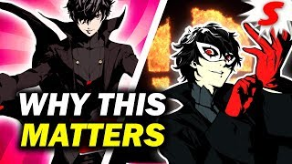 The REAL Significance of Joker's Inclusion - Super Smash Bros Ultimate [Siiroth]