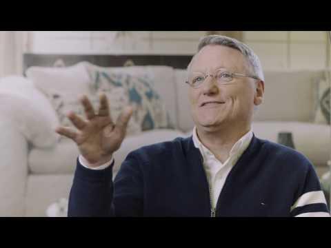 Watch a video from Value City Furniture – American Signature Furniture EVP of Marketing, Scott