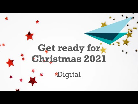 Get ready for Christmas '21: digital