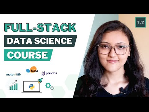 Full Stack Data Science Course - Become a Data Scientist [Complete 2021 Edition]