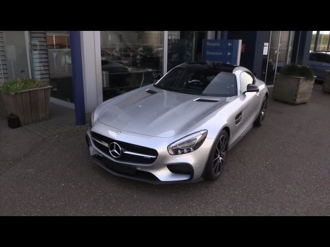 Mercedes-Benz AMG GT S 2015 Start Up In Depth Review Interior Exterior