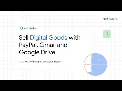How to Sell Digital Goods with PayPal and Google Sheets