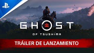 PlayStation Ghost of Tsushima - Tráiler de lanzamiento en ESPAÑOL anuncio