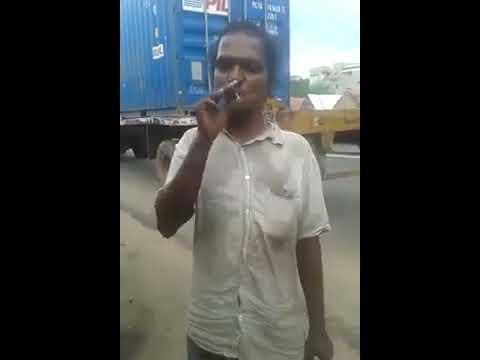 Se è possibile lanciare il fumo