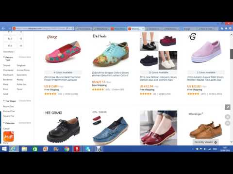 How To Open a Drop Shipping Store with Shopify and Aliexpress- Make over $1 million per year