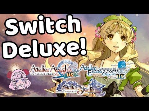 Gameplay de Atelier Dusk DX Trilogy